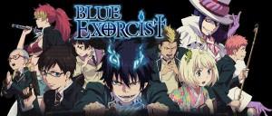 Blue Exorcist anime