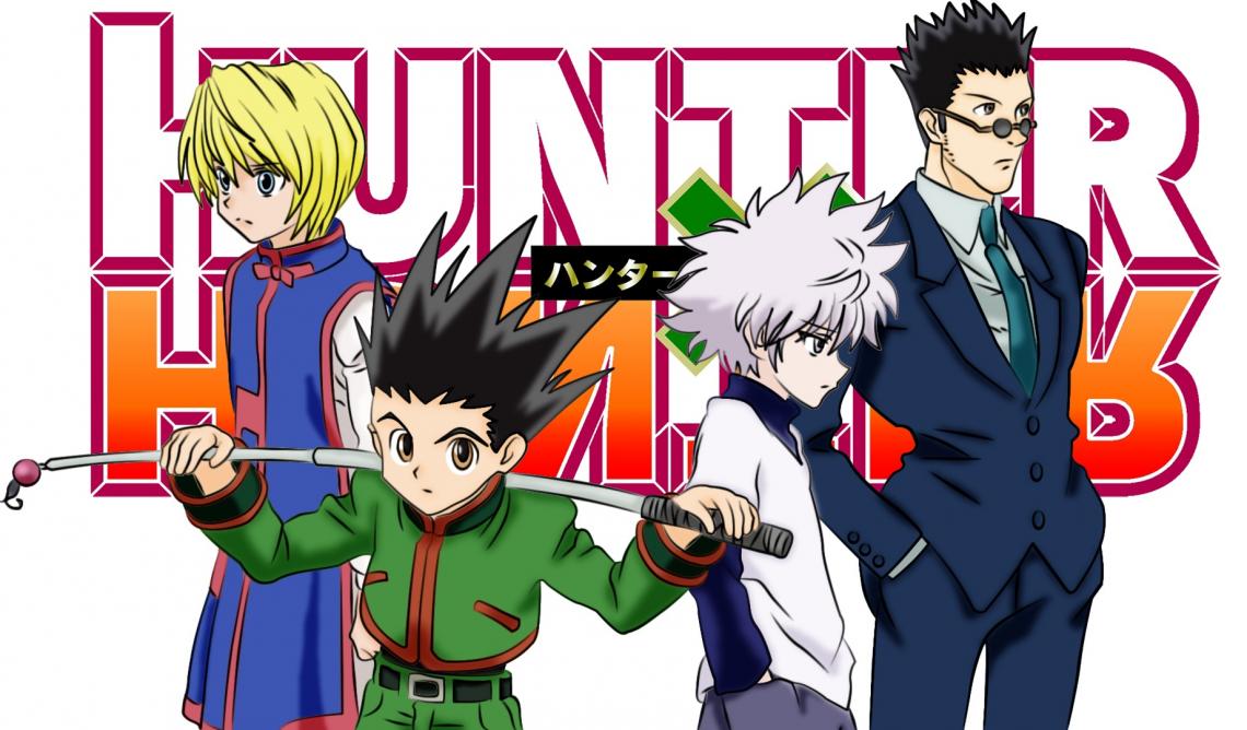 Hunter x Hunter/#1081636 - Zerochan